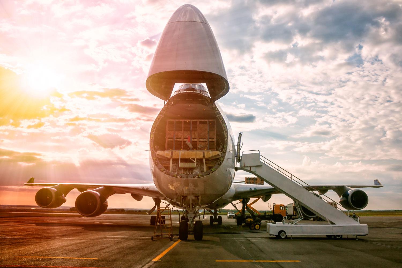 حمل و نقل هوایی شرکت ستاره آبی دریا