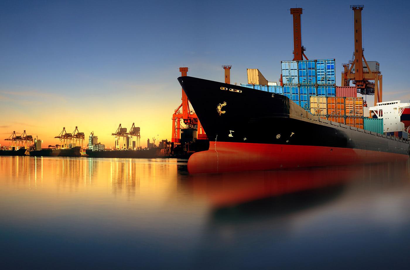 اصطلاحات حمل و نقل دریایی را یاد بگیرید