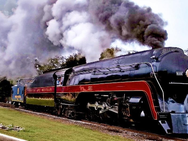 کاهش الودگی هوا از مزایای حمل کالا با قطار