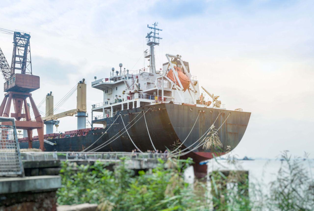ناوگان کشتیرانی دریایی ایران