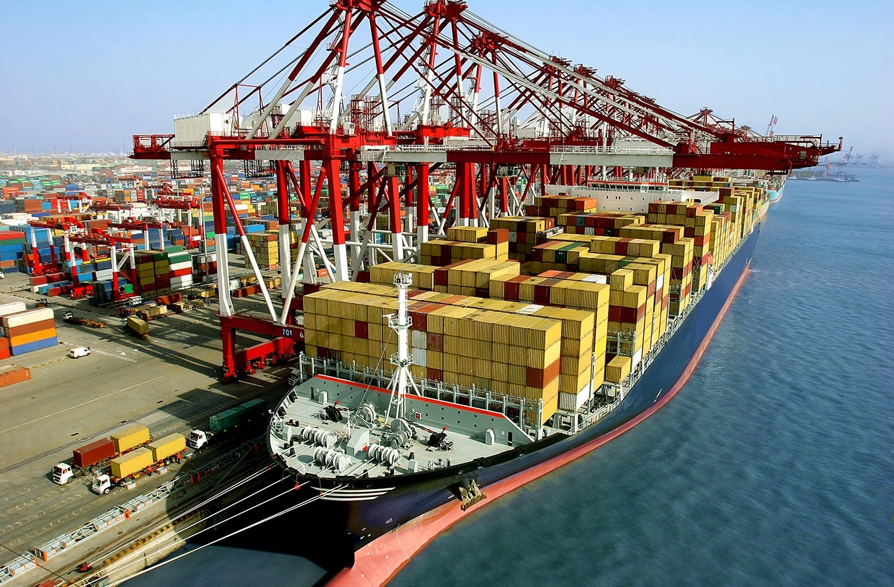 ی حمل و نقل دریایی بار فله در ایران