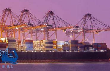 اصول حمل و نقل کالا از دریا