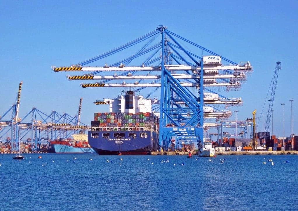 مزایای حمل کالا از طریق دریا