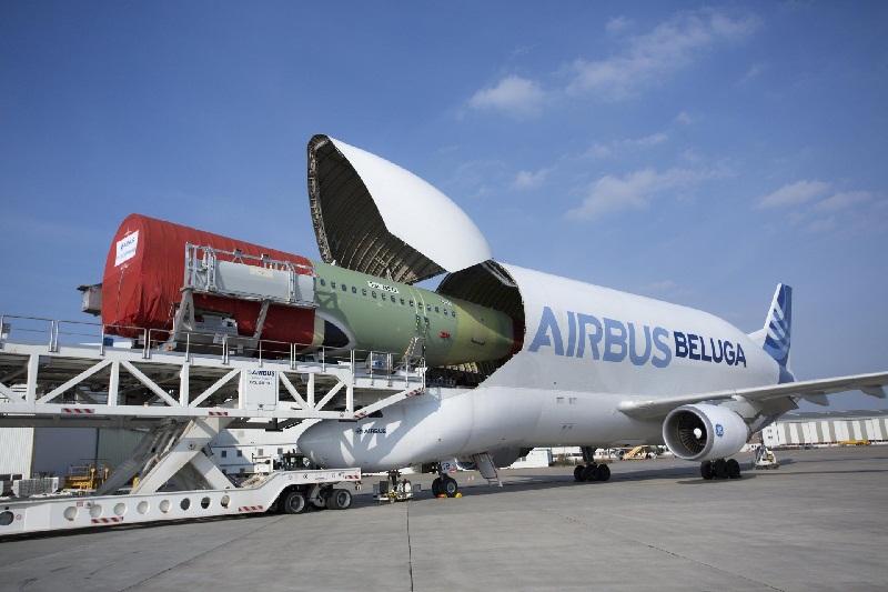 انواع حمل و نقل هوایی کالا و مسافران