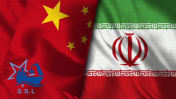 حمل و نقل زمینی از چین به ایران
