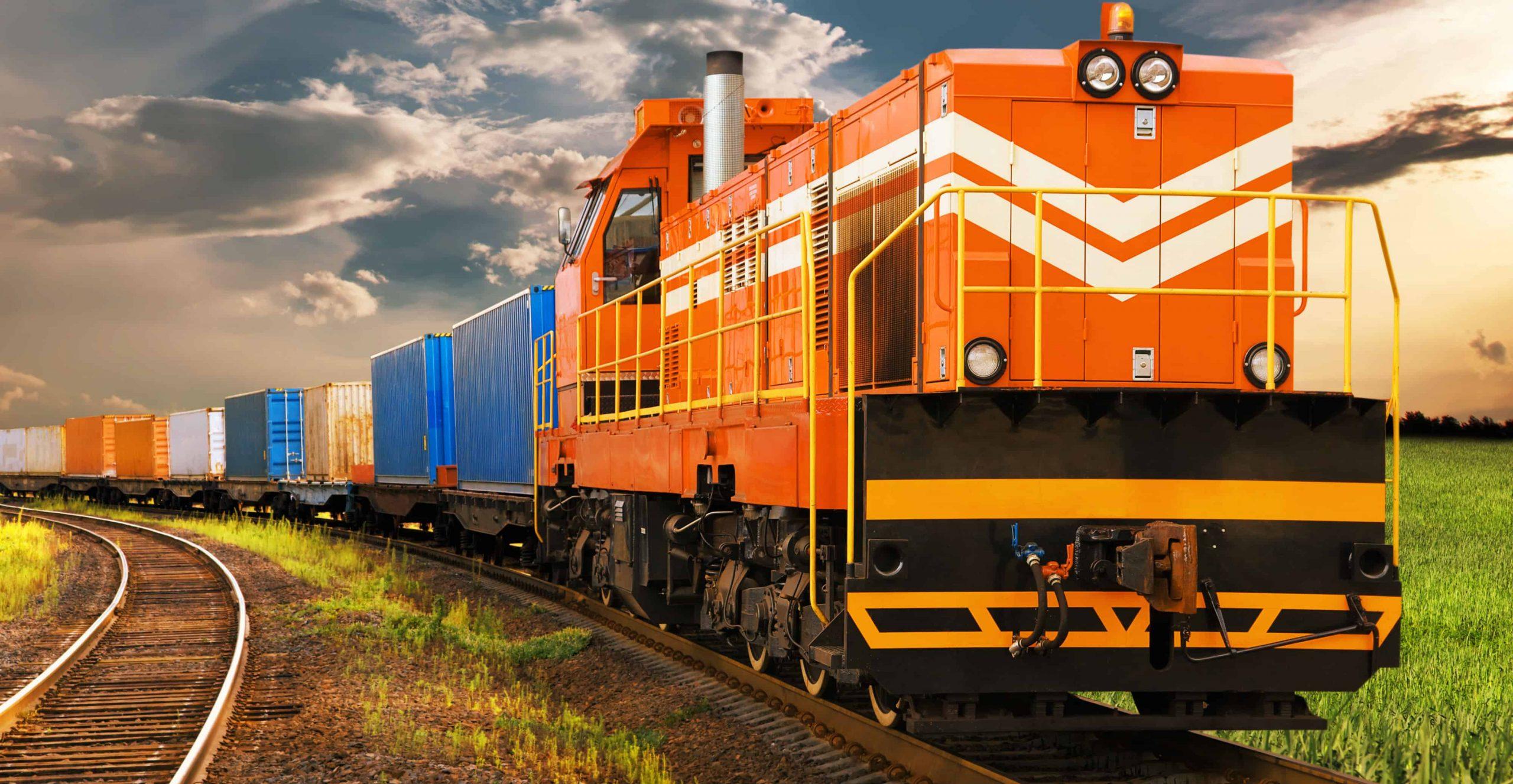 حمل و نقل ریلی بین المللی چیست؟