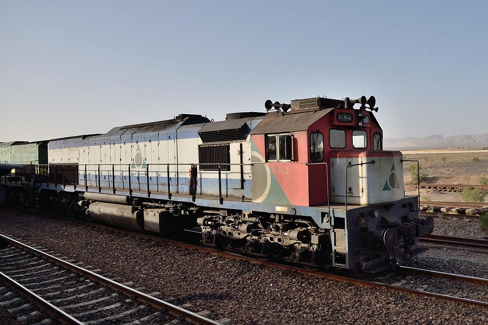 وضعیت راه آهن ایران با سایر کشورها