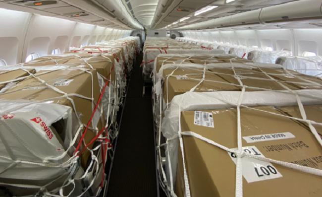 بارنامه حمل و نقل هوایی بین المللی