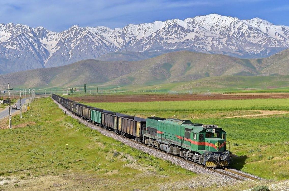 وضعیت راه آهن ایران به چه صورت است
