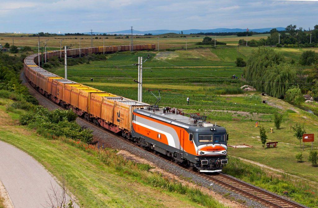 حمل و نقل ریلی بین المللی کالا