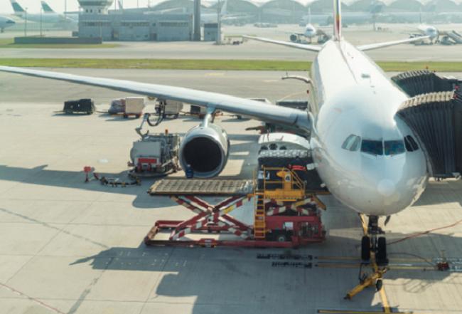 بارنامه حمل و نقل هوایی کالا