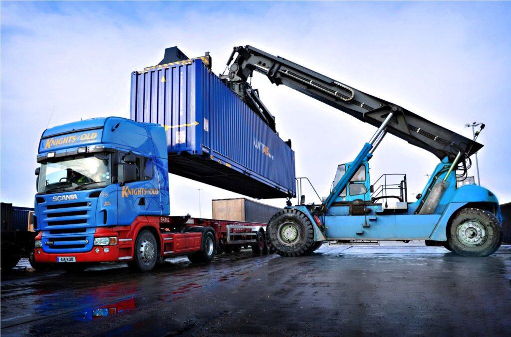 اصول حمل و نقل بین المللی زمین دریا