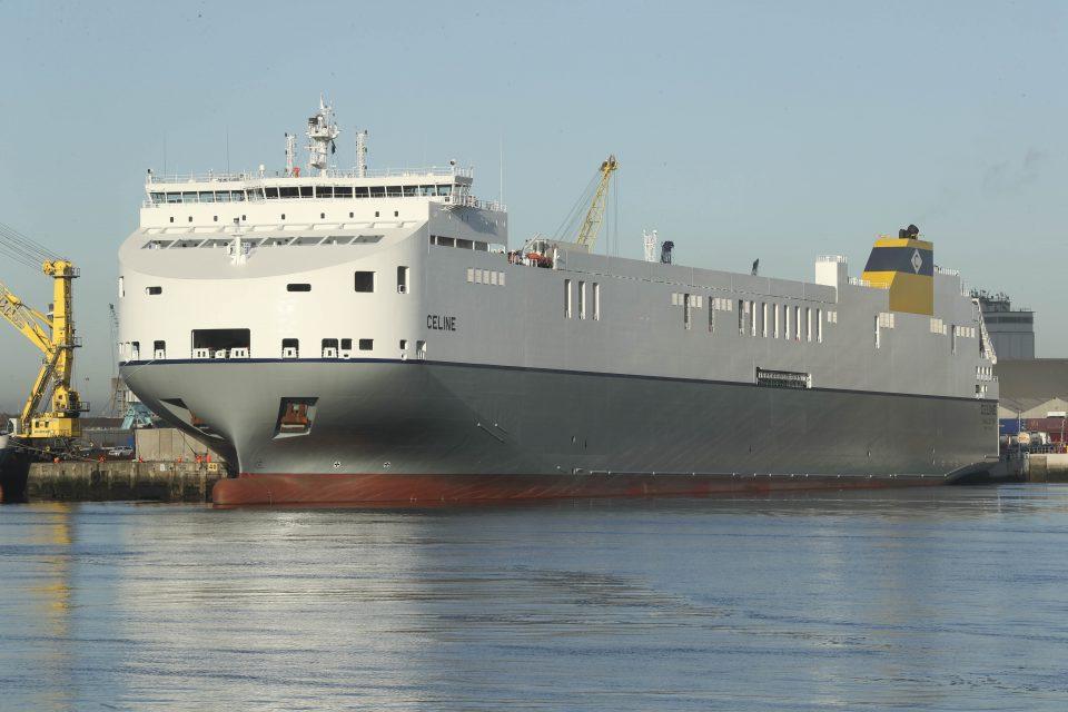 کشتیهای Ro-Ro