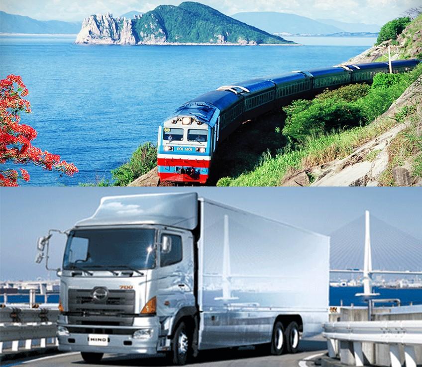 حمل و نقل ریلی و جاده ای