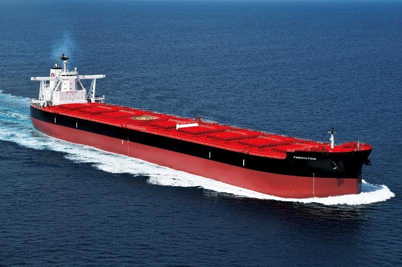 کشتیهای فله بر حمل و نقل دریایی