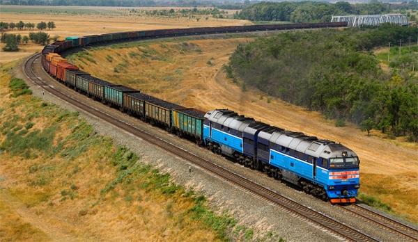 حمل مخصوص بار با قطار