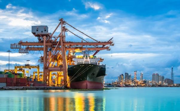 دلایل انجام کراس استاف در حمل و نقل دریایی