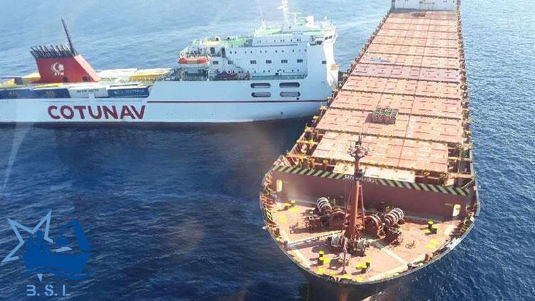 EFS در کشتیرانی