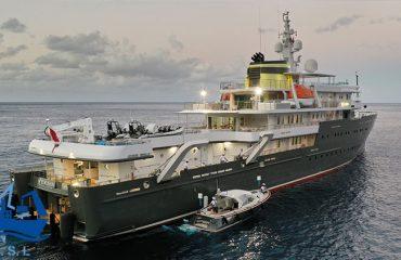 کشتی چارتری