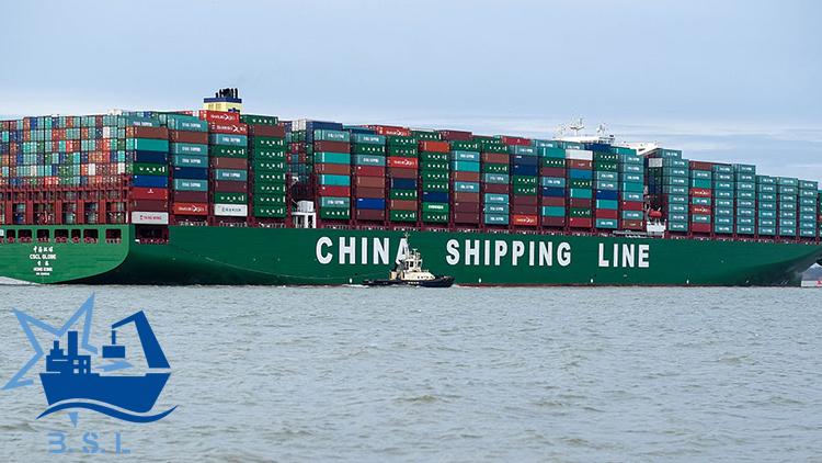 ظرفیت کشتی های باربری