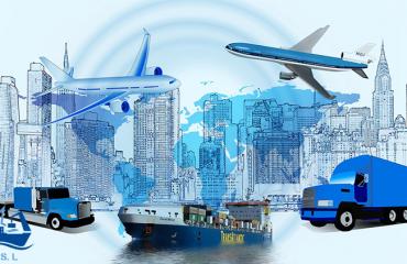 حمل و نقل بین المللی کالا