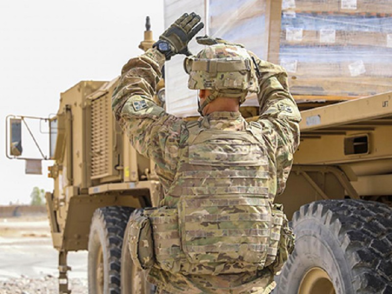 لجستیک از نوع نظامی