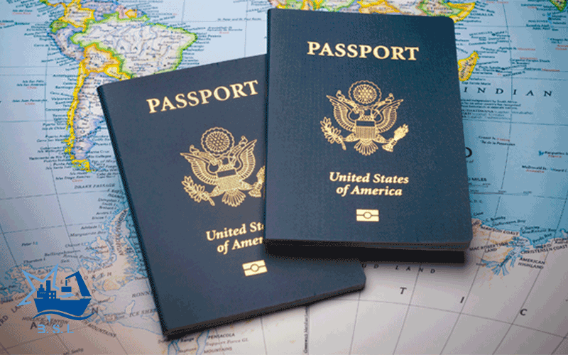 پاسپورت برای حمل بار هوایی