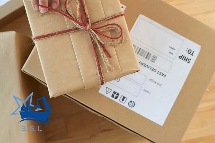 ارسال بسته پستی به خارج از کشور