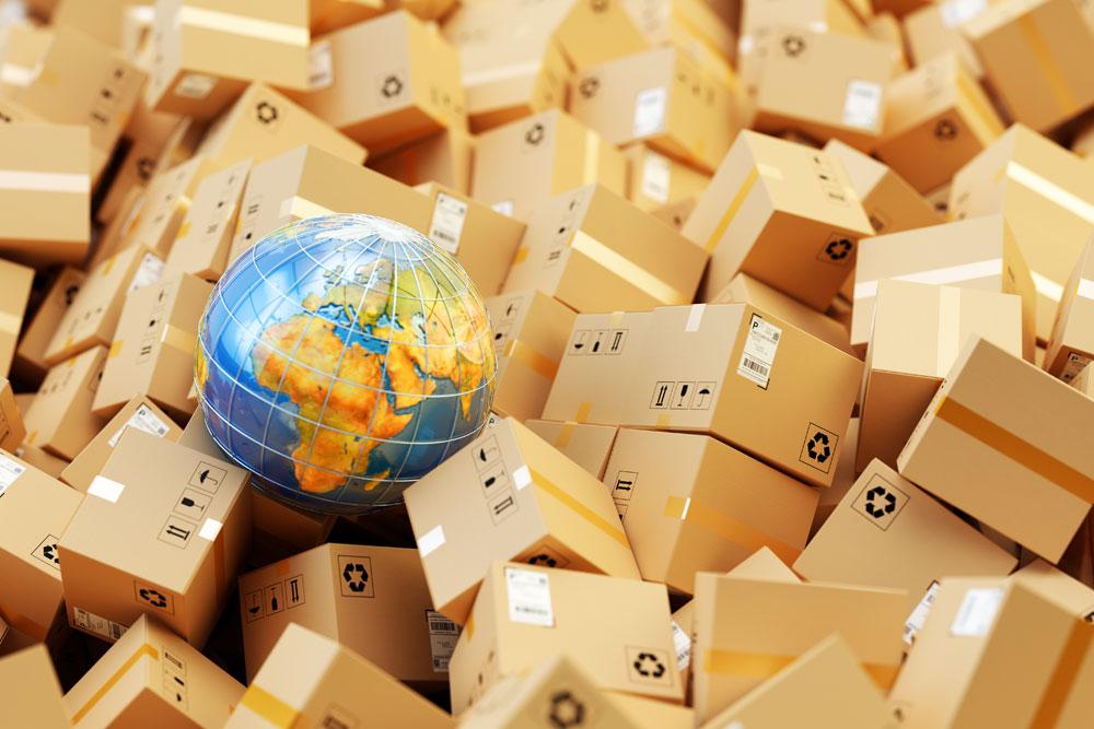 هزینه شرکت حمل و نقل بین المللی